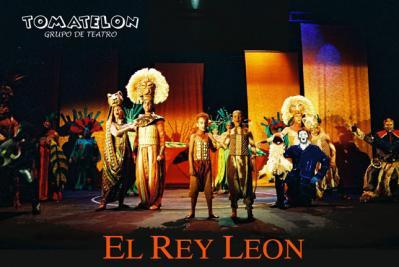 EL REY LEON.....Despues de varios años guardado en el baúl vuelve a VALLECAS